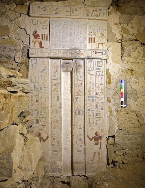 Découverte du tombeau d'une princesse pharaonique en Égypte | 21st Century Innovative Technologies and Developments as also discoveries, curiosity ( insolite)... | Scoop.it