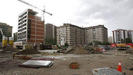 Hasta junio no se empezó en Pamplona ni una vivienda de VPT y solo 23 en régimen de VPO | PROYECTO ESPACIOS | Scoop.it