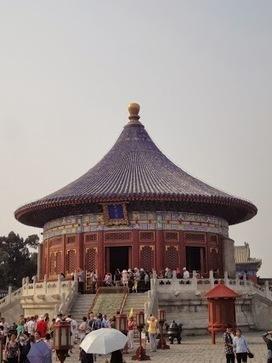 Temple du Ciel à Beijing (Pékin) un des lieux de culte les plus importants de la Chine Impériale | Chine-Passion | Scoop.it