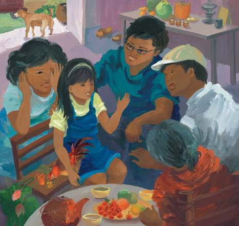 Teaching Writer's Craft With Multicultural Literature « the open book   Children's Literature   Scoop.it