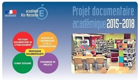 Aix - Marseille - Le projet académique - Information Documentation   que faire au CDI?   Scoop.it