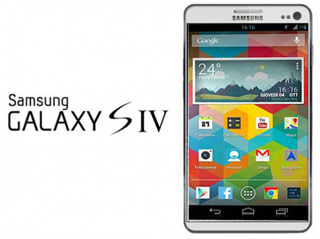 Samsung Galaxy S4 will Reportedly have Wireless Charging Feature | iTechbook | Scoop.it