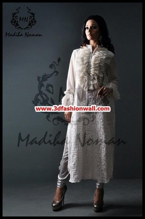 Madiha Nauman Ready To Wear 2013 Winter Collection | Pakistani dresses | Scoop.it
