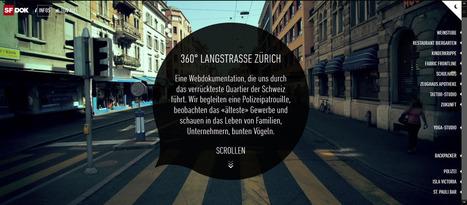 webdoc 360° Langstrasse Zürich | Cabinet de curiosités numériques | Scoop.it