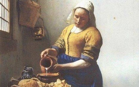 15 décembre 1675 mort de Johannes Vermeer | Racines de l'Art | Scoop.it