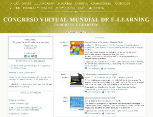 Congreso Virtual Mundial de e-Learning - Congreso e-Learning | Aprender a distancia | Scoop.it