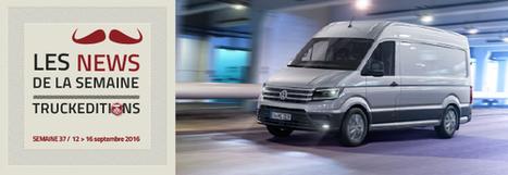 Volkswagen et son nouveau Crafter - truck Editions | Truckeditions | Scoop.it