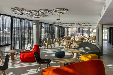 Les restaurants MuCEM: un concept unique qui met en valeur la culture méditerranéenne | Les lieux où sortir à Marseille | Scoop.it
