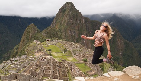 Flying Machu Picchu Michael Steinberger Latin Tour Dimensions | Michael Steinberger Latin Tour Dimensions | Scoop.it