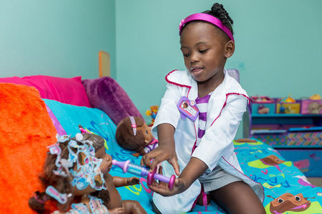 Race in Toyland: A Nonwhite Doll Crosses Over - NYTimes.com | Micro (and Macro) aggressions in Media | Scoop.it