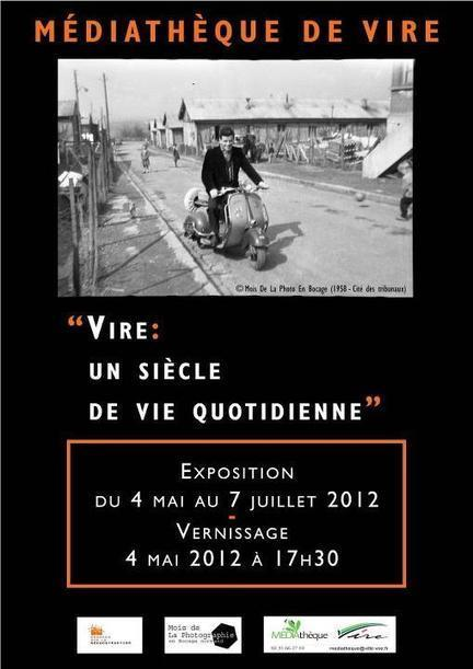 "Exposition ""Vire : un siècle de vie quotidienne"" 