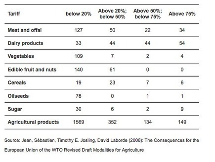 Examples and Types of Protectionism | #Econ4 Trade | Scoop.it