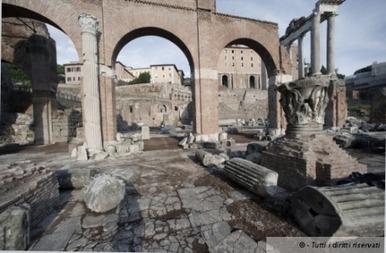 Roma presenta espacios restaurados en el corazón de los Foros Imperiales | Mundo Clásico | Scoop.it