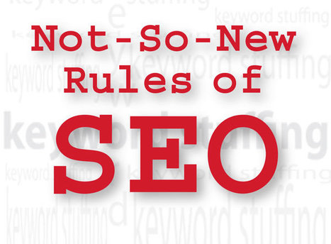 Did Google Really Change The Rules About SEO? Which Rules Were Changed? | Real SEO | Scoop.it