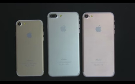 iPhone 7 rumours: Apple handset to feature 'pressure-sensitive' home button   Technology   Scoop.it