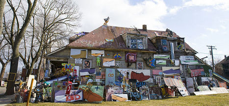 Why Arsonists Would Target Detroit Heidelberg Project - My own Abstract Evolution | Art and Art Marketing | Scoop.it