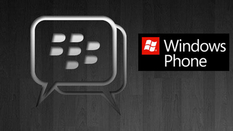 BBM Windows Phone Rilis Antara Mei - Juni 2014 | Berita Teknologi Terbaru | Alatkimia.com | Scoop.it
