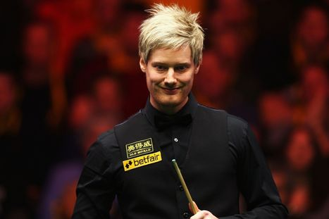 Snooker world number one Neil Robertson - I'll break record with 100th century - Mirror.co.uk | Pool and Snooker | Scoop.it