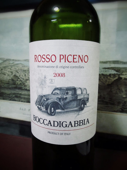 Boccadigabbia Rosso Piceno 2008 | Wines and People | Scoop.it