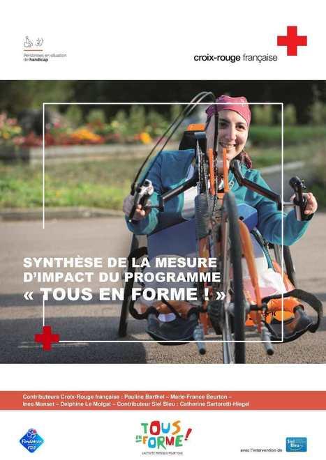 SYNTHÈSE DE LA MESURE D'IMPACT DU PROGRAMME « TOUS EN FORME ! | Société et vieillissement en France | Scoop.it