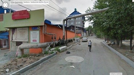 Россия через Google Street View. Часть 2. | Photographic Stories | Scoop.it
