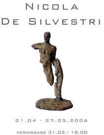 Nicola De Silvestri Galleria Balmelli Arte Contemporanea Bellinzona   Aisthesis   Scoop.it