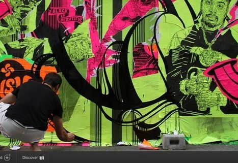 Google Is Documenting the World's Street Art | art and globalization | Scoop.it