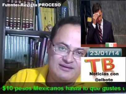 ▶ #Noticiasconelbote 24-1-14 *#Autodefensas Puebla, #PEMEX ¿exportando crudo ligero?, #EPN en #Davos* - YouTube   democracia mx   Scoop.it