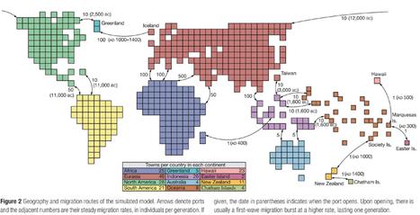 Nous avons tous un ancêtre commun qui a vécu il y a moins de 5000 ans - JeSuisCultive.com | Le saviez-vous? | Scoop.it