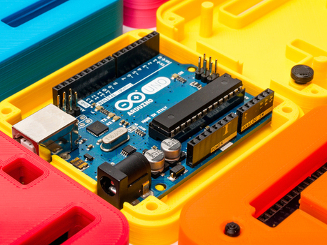3D Printed Case for Arduino Uno, Leonardo. by ZygmuntW | Research_topic | Scoop.it