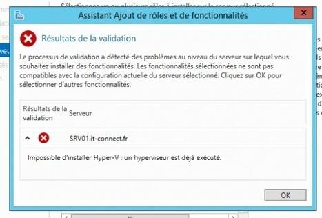 Installer Hyper-V sur VMware Workstation 10 | IT-Connect | Au fil du Web | Scoop.it
