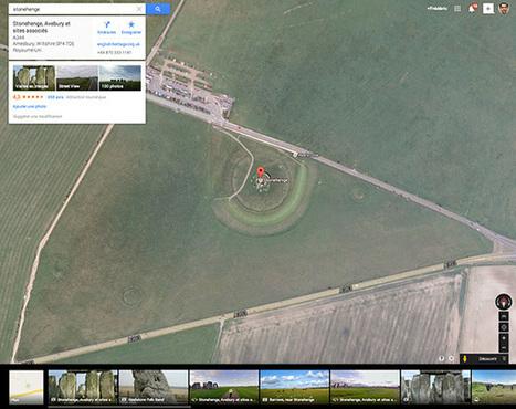 Google Maps : la nouvelle version est en cours de déploiement | netnavig | Scoop.it