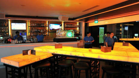 Best Bars in Singapore That Deserves Kudos! | Drinks | Scoop.it