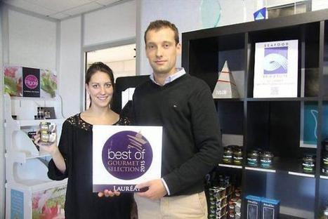 Un nouveau prix pour Globe export-Algues de Bretagne | Les algues en Bretagne | Scoop.it