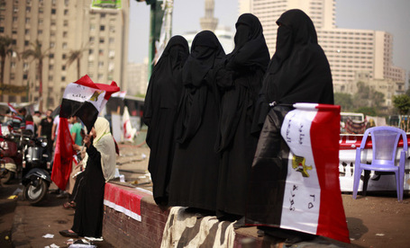 'Sharia Harassment' Plagues Egyptian Women | Kuffar News | Scoop.it