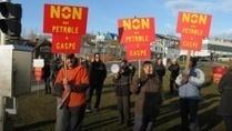 Les militants de Gaspé appellent le reste du Québec à manifester | La ruée vers le pétrole gaspésien ! | Scoop.it