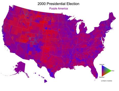 Présidentielle US en gif animé | Journalisme graphique | Scoop.it