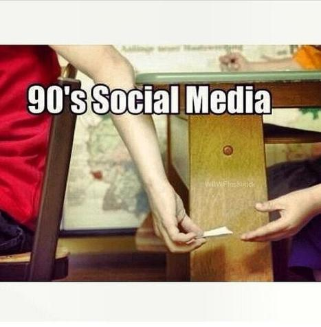 Tweet from @WOWFlashback | Social media management | Scoop.it