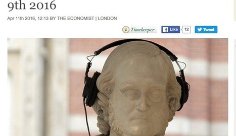 A playlist too far? The Economist jumps onto the bandwagon | A Kind Of Music Story | Scoop.it