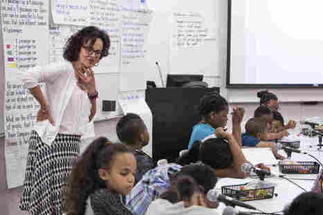Teaching Teachers To Teach: It's Not So Elementary | Each One Teach One, Each One Reach One | Scoop.it