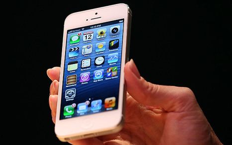 Which? claims iPhone 5 is 'slowest smartphone' | Business Studies | Scoop.it