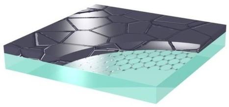 La exitosa unión entre grafeno y silicio augura un fuerte avance en ... - Noticias de la Ciencia y la Tecnología   FORMAS ALOTRÓPICAS DEL CARBONO   Scoop.it