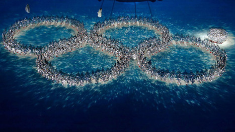 Sochi closing ceremony pokes fun at Olympic ring malfunction ... | Olympics | Scoop.it