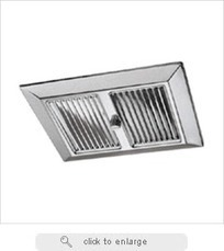 8832SA Nutone Aluminum Grille Ceiling/Wall Fan – 80 CFM | Towel Warmers | Scoop.it