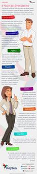 Los 8 pilares del emprendedor #infografia #infographic | TIC JSL | Scoop.it