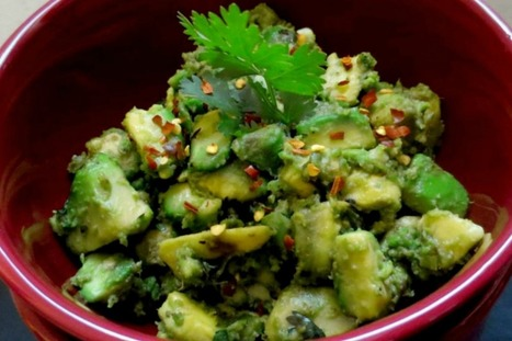 Sautéed Avocados [Vegan, Gluten-Free] | My Vegan recipes | Scoop.it