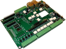 Baseboard morphs BeagleBone Black into 3.5-inch SBC   Raspberry Pi   Scoop.it