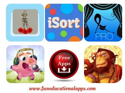 Daily Best Free and Discounted Apps for kids and Education - November 11 - Fun Educational Apps for Kids   Daily Free Kids Apps   Scoop.it