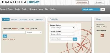 (AR) - للطلاب والباحثين: 10 مكتبات أكاديمية عربية وأجنبية يمكنك الاستفادة منها | ساسة بوست | Glossarissimo! | Scoop.it