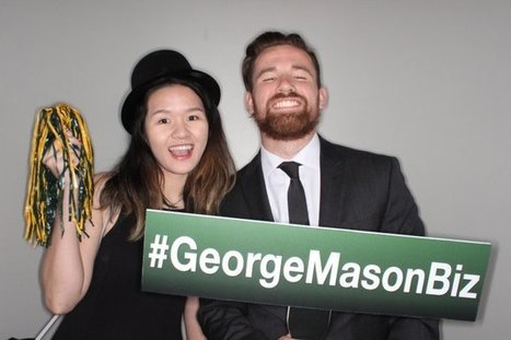 Sponsor a student to attend the Annual Business Celebration | #MasonBizAlum | Scoop.it